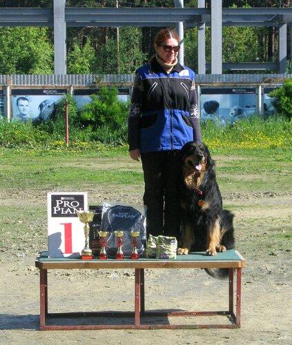 Ховаварт Макар - Победитель соревнований