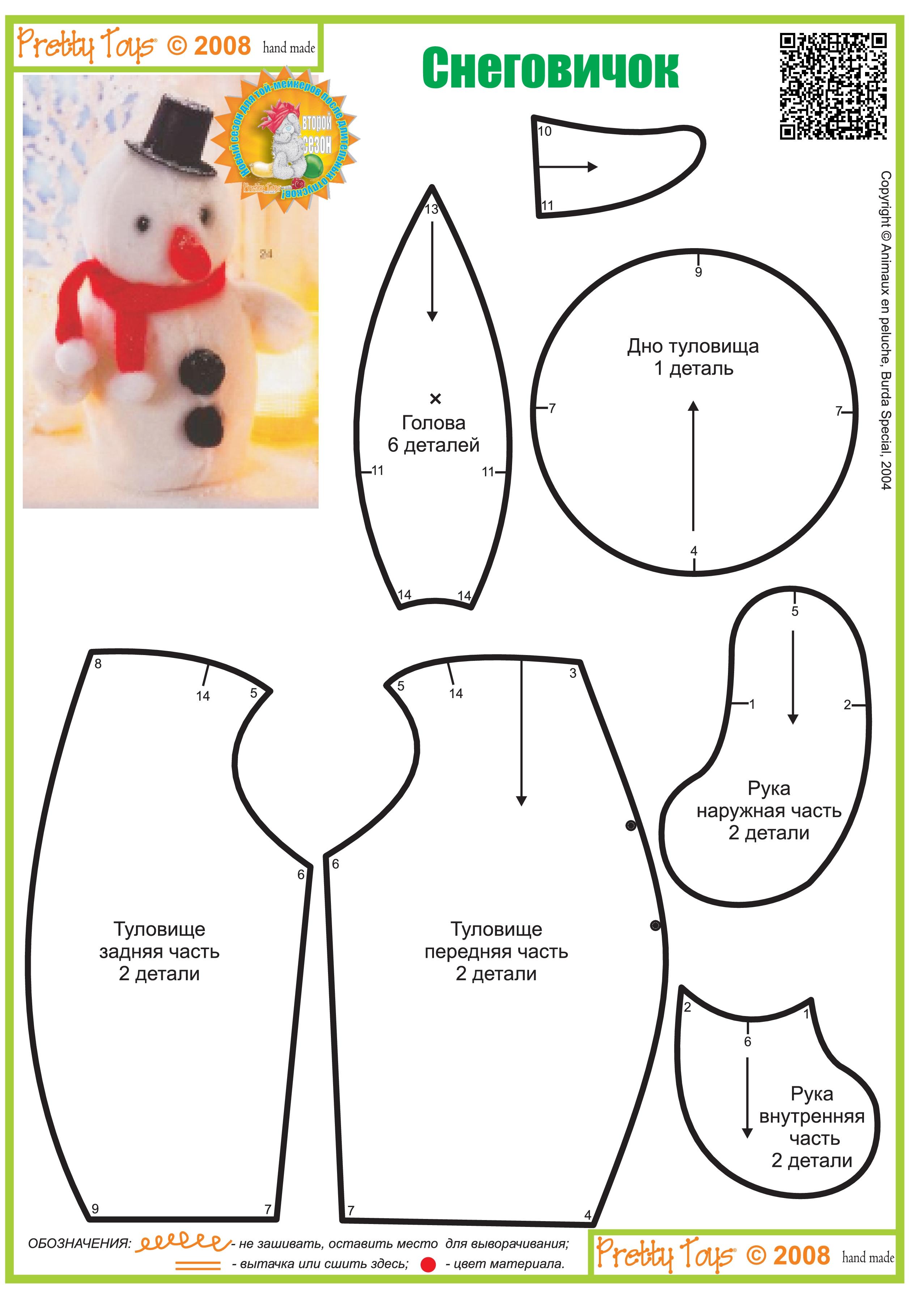 Как сшить кофту для мягкой игрушки своими руками