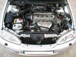 Купить двигатель б у HONDA ACCORD 98-02 год Модель двигателя F18B2 1,8 l.