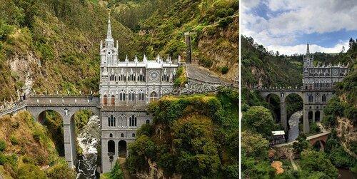 11 самых необычных церквей нашей планеты (11 фото)