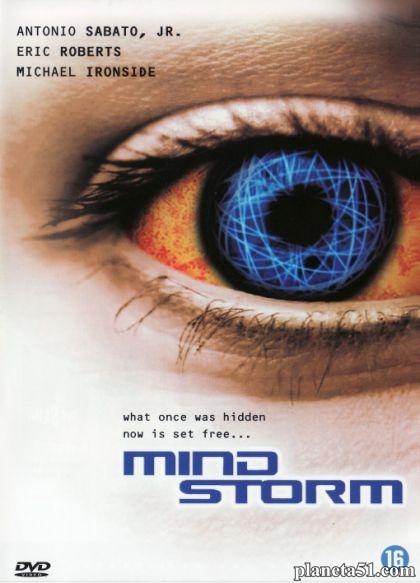 Мозговая атака / Mindstorm (2001/DVDRip)