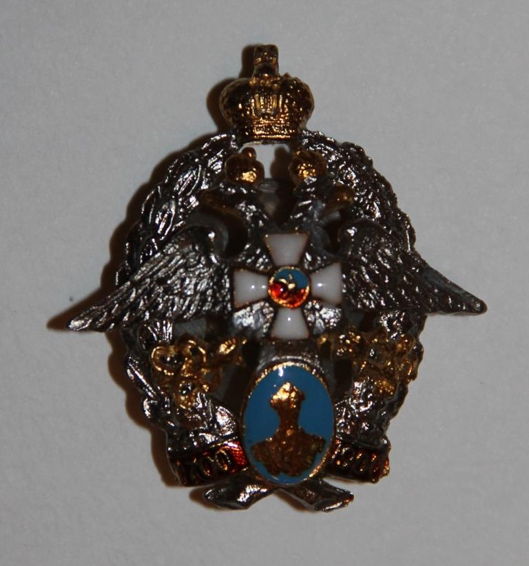 Знак 62-й Суздальский пехотный полк.