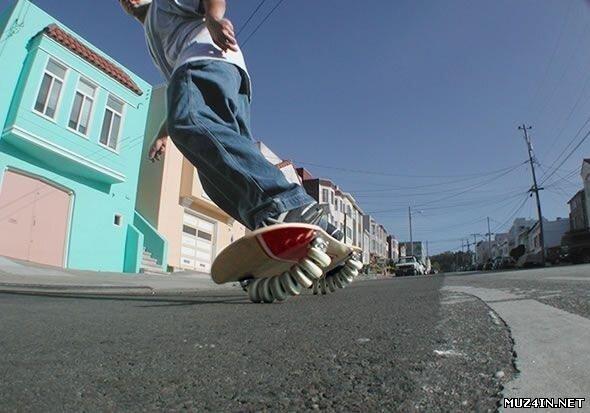 сандали-скороходы