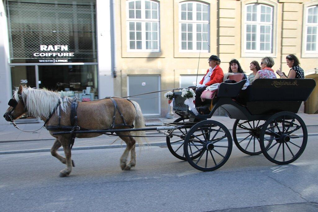 Copenhagen, Bredgade street