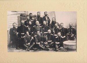 Штаб 3-й Гвардейской и Гренадерской дивизии..