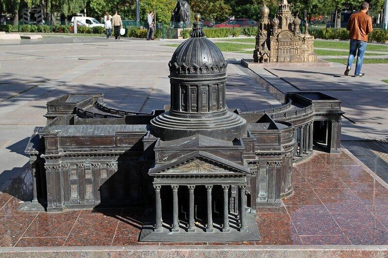 Казанский собор - Санкт-Петербург в миниатюре Img_8046