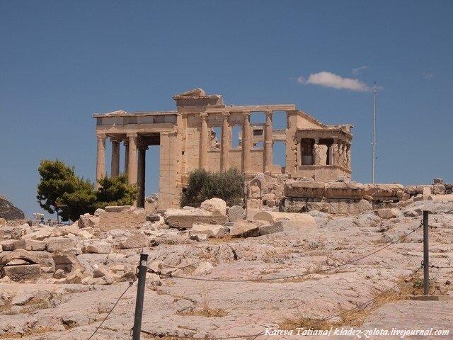 А может быть в Грецию?