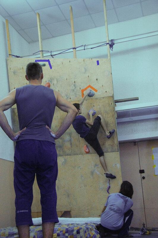 II этап Кубка Ставропольского края по Скалолазанию 2013