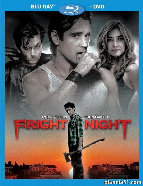 Ночь страха / Fright Night (2011/HDRip)