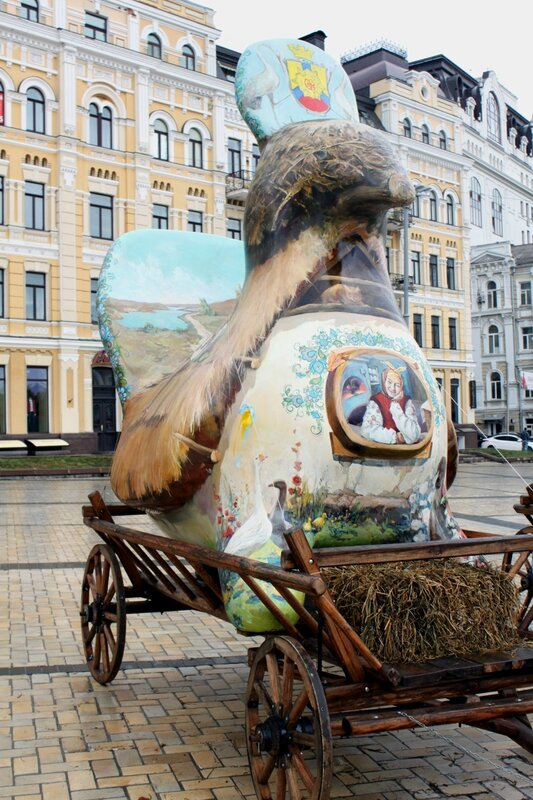 Чудо-птица Кировогорада