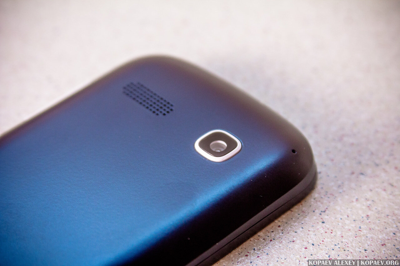 Обзор смартфона MegaFon Optima Обзоры