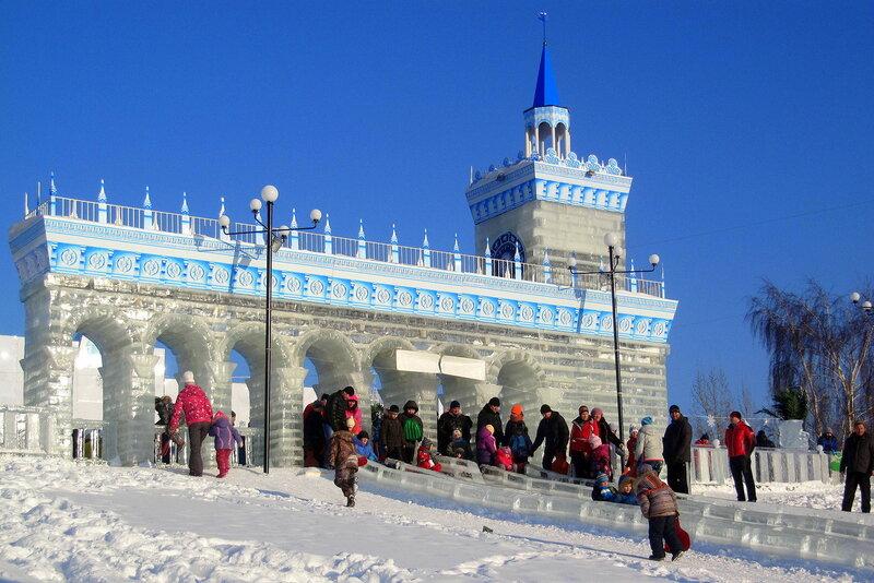 Ледяной вокзал
