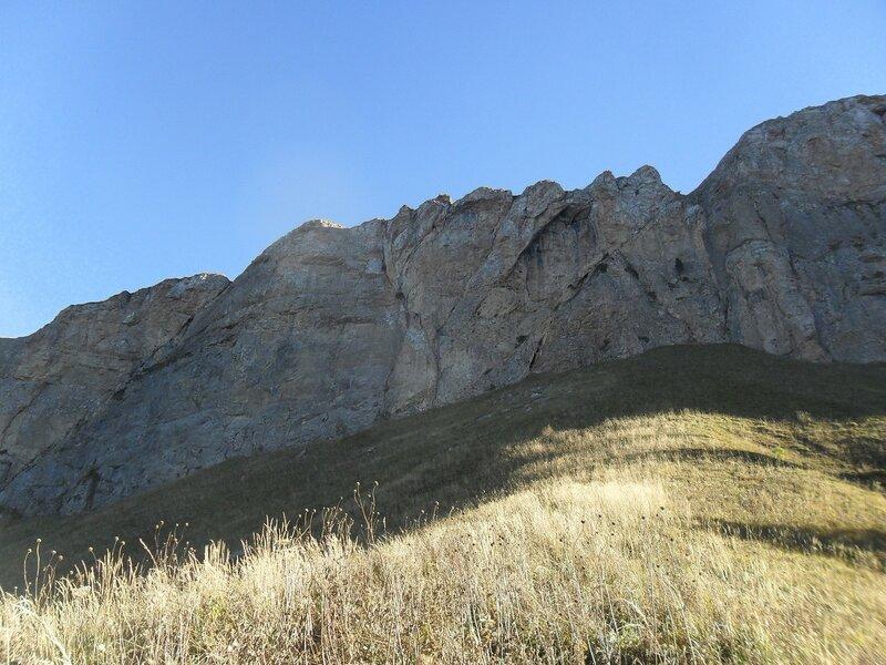 В горах, Большой Тхач