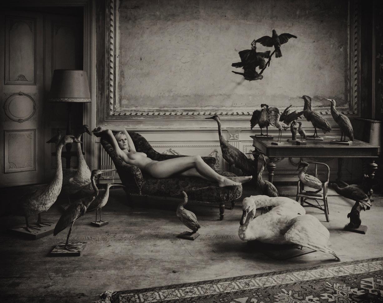 Ретро эротика художественное 3 фотография