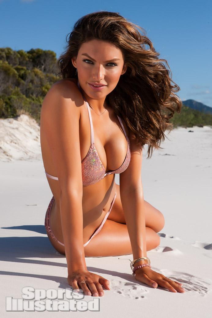 Alyssa Miller / Алисса Миллер в купальниках для каталога Sports Illustrated Swimsuit 2013