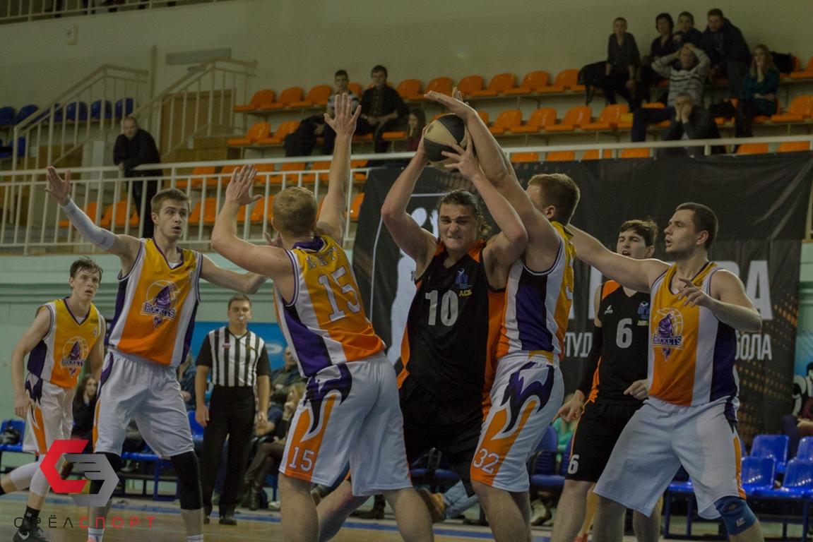 Фарм-команда мужской сборной ОГУ продолжила победную серию в АСБ