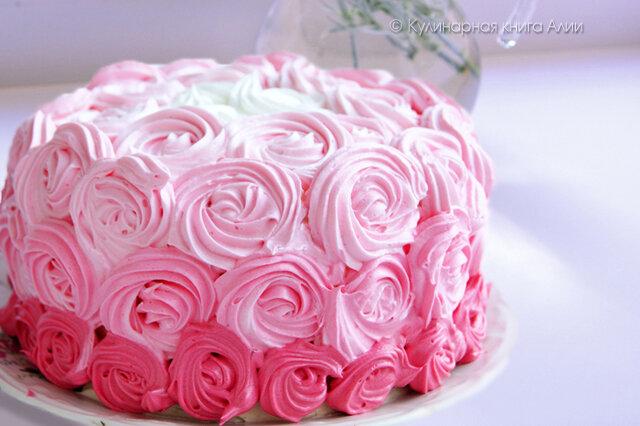 как приготовить торт для женщин