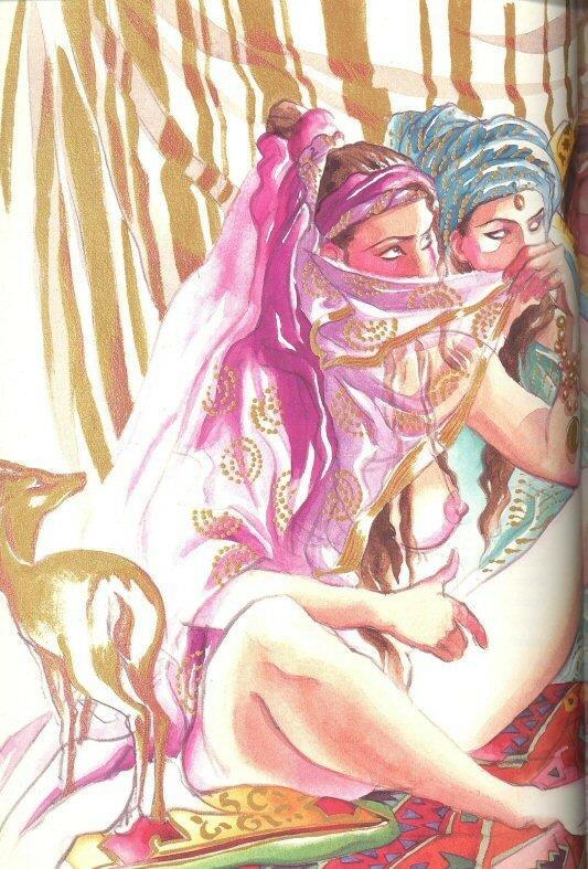 Арабские Порно Сказки 1000 И Одна Ночь