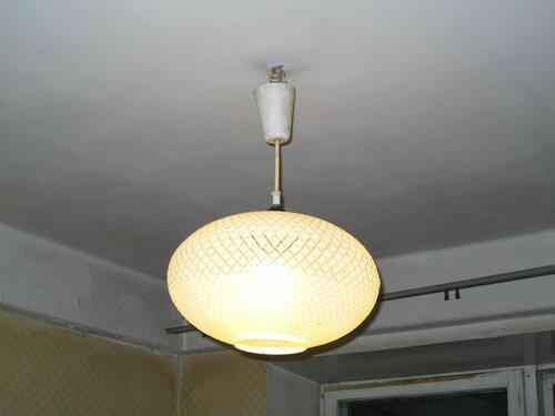 Фото 21. Кухонный подвес снова нормально функционирует.