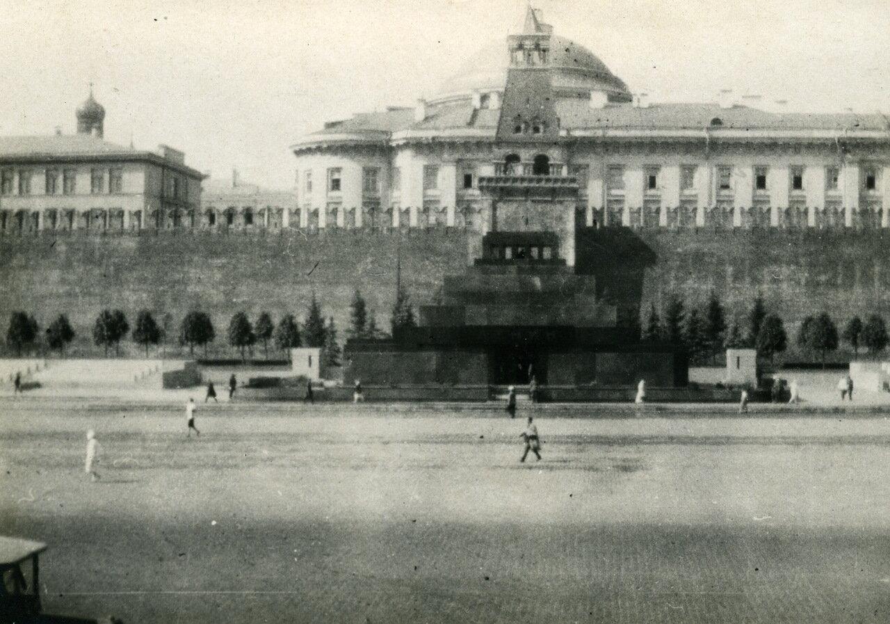 Москва, июнь 1932 г.