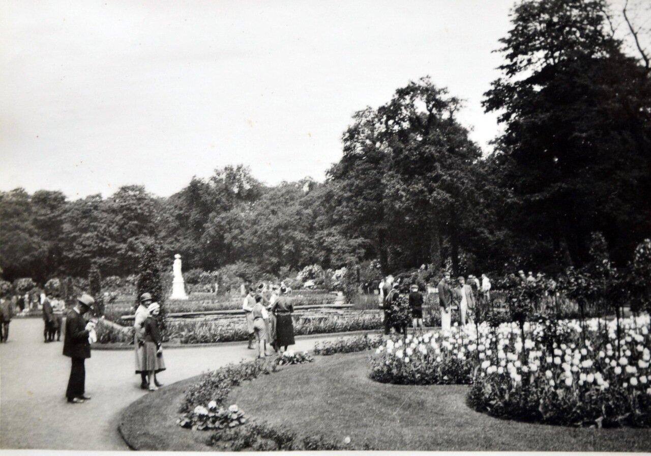Берлин. Тиргартен, май 1933