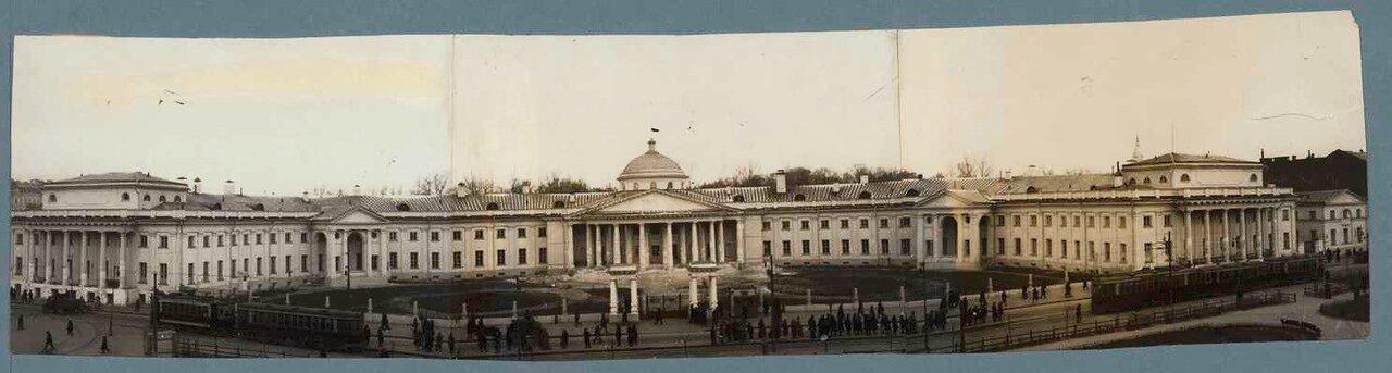 Институт Склифосовского. 1931.