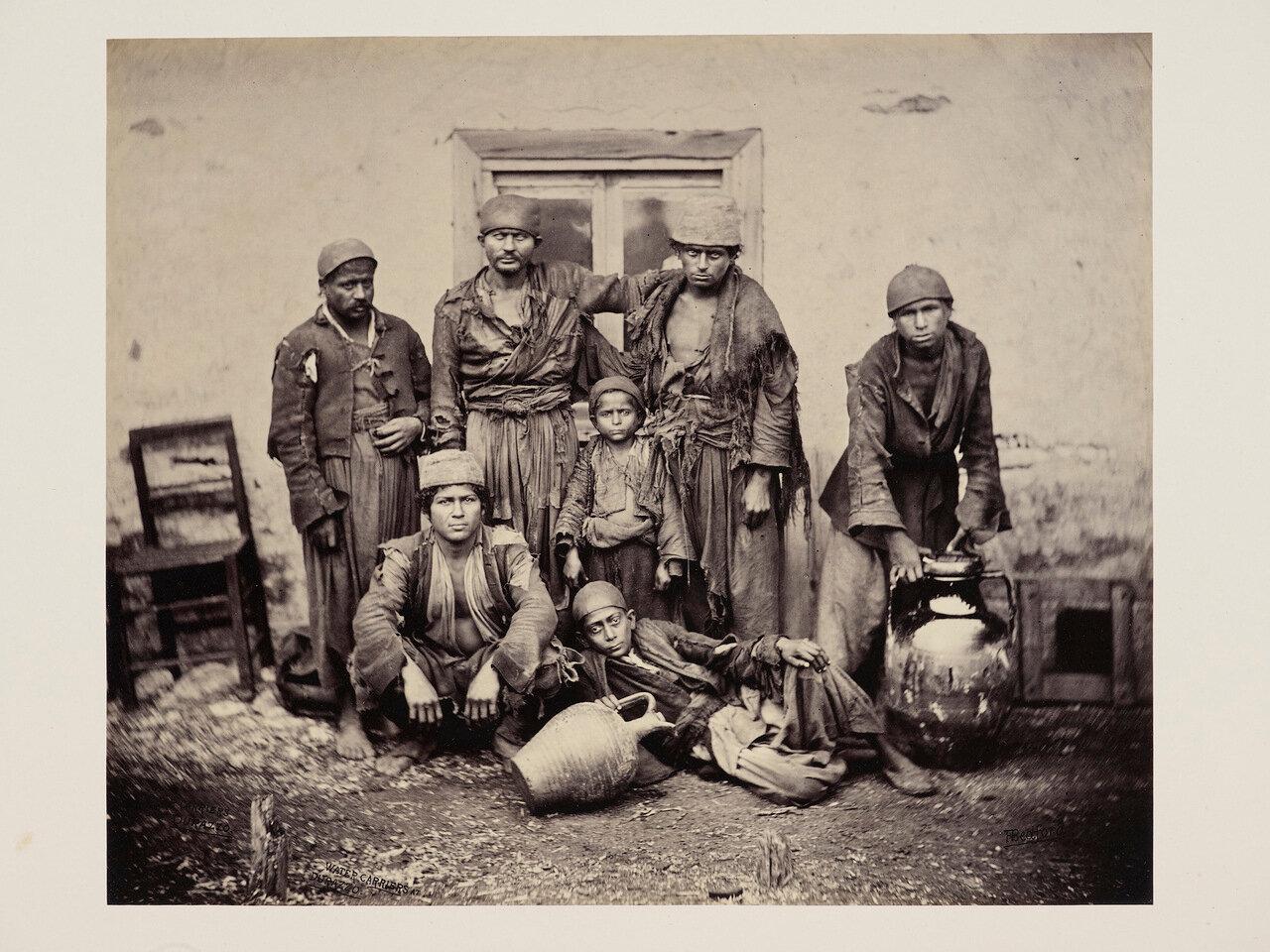 22 февраля. Водоносы из Дурреса, Албания