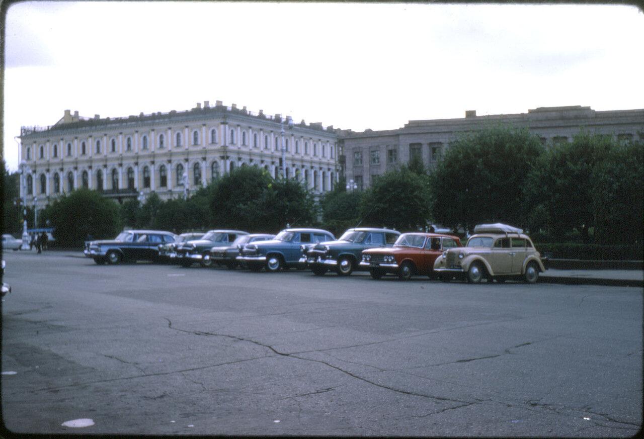 Площадь Исаакиевского собора