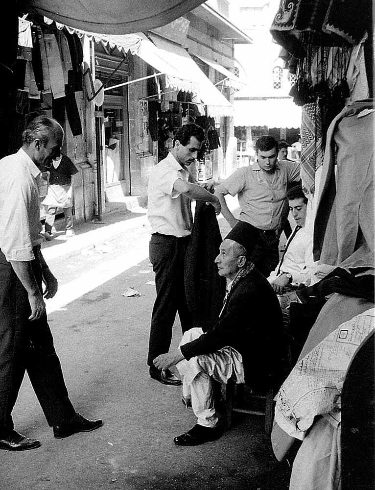 Ливан, Бейрут. Базар