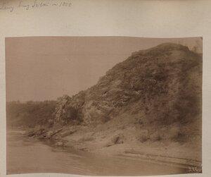 Левый берег Шилки. 1000 верста