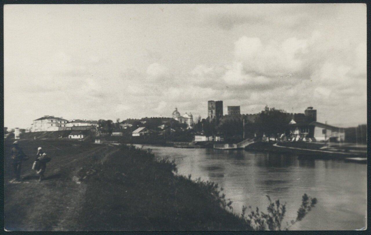 Река Стыра. 1912.