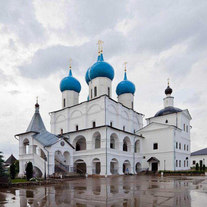Собор Зачатия Пресвятой Богородицы в Серпухове