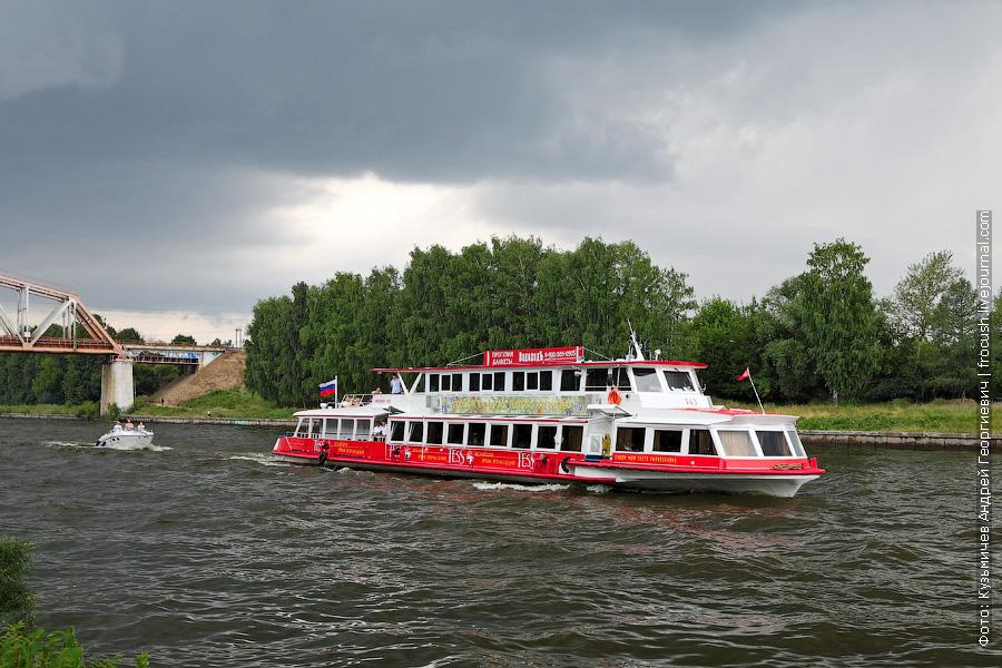7 июля 2013 года. Канал имени Москвы. Хлебниково. «Москва-143»