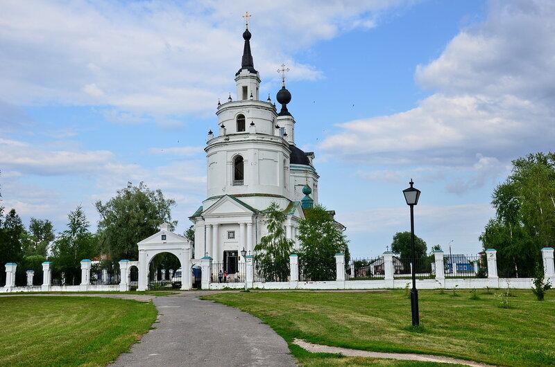 Большое Болдино. Успенская церковь