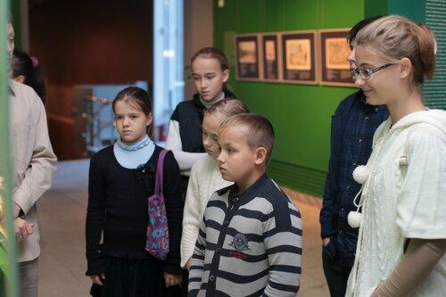 Поездка молодёжи Пироговского храма к Бородино