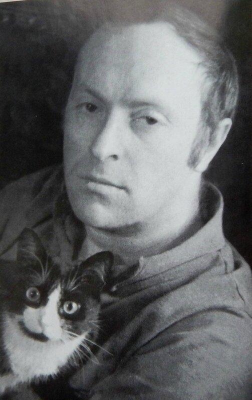 Иосиф Бродский и коты. (Из прошлого)