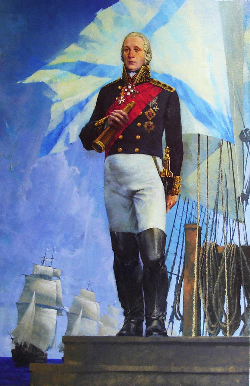 Им гордятся моряки-тихоокеанцы (К 9 -летию со дня