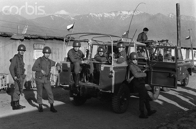 1973 Chilean Coup