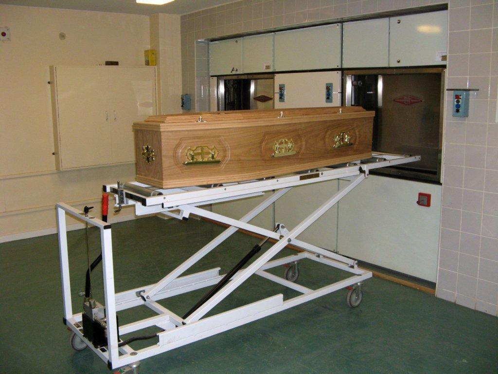 Кремация по-американски