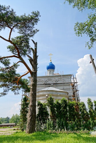 Церковь Покрова Пресвятой Богородицы, Покровское Одинцовского р-на