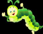 иллюстрации  - гусеница 1.png