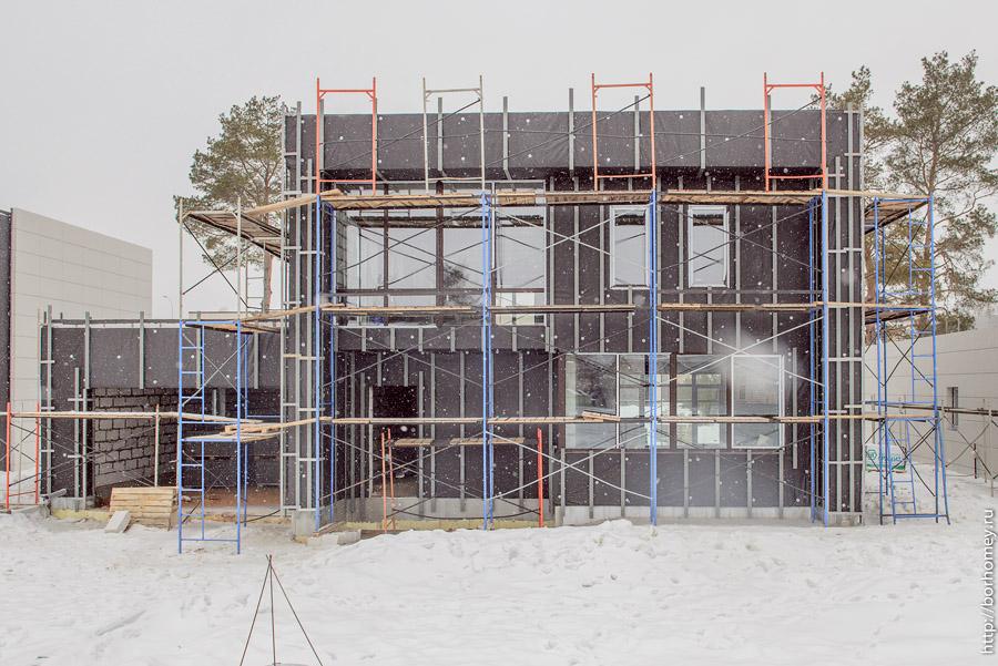 малоэтажное строительство в зато саров