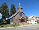 St. Joseph's Catholic Church, McCloud, CA