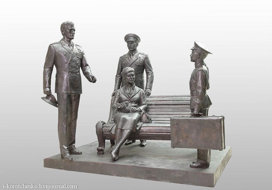 Памятник в москве фильму офицеры памятники вов мамаев курган