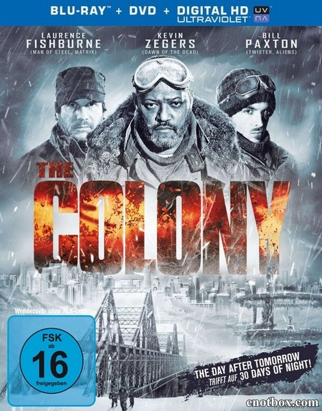 Колония / The Colony (2013/BDRip/HDRip)
