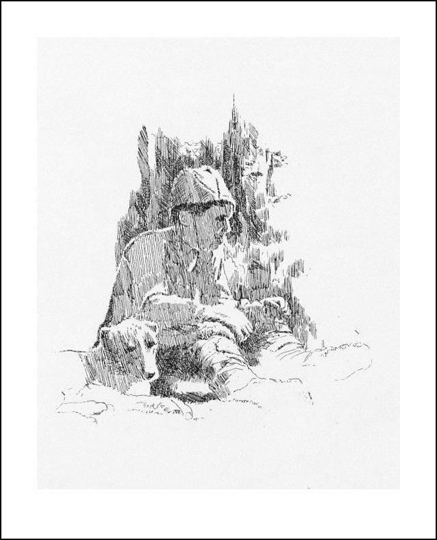 Don Quijote Illustrator Eberhard Schlotter Part 2
