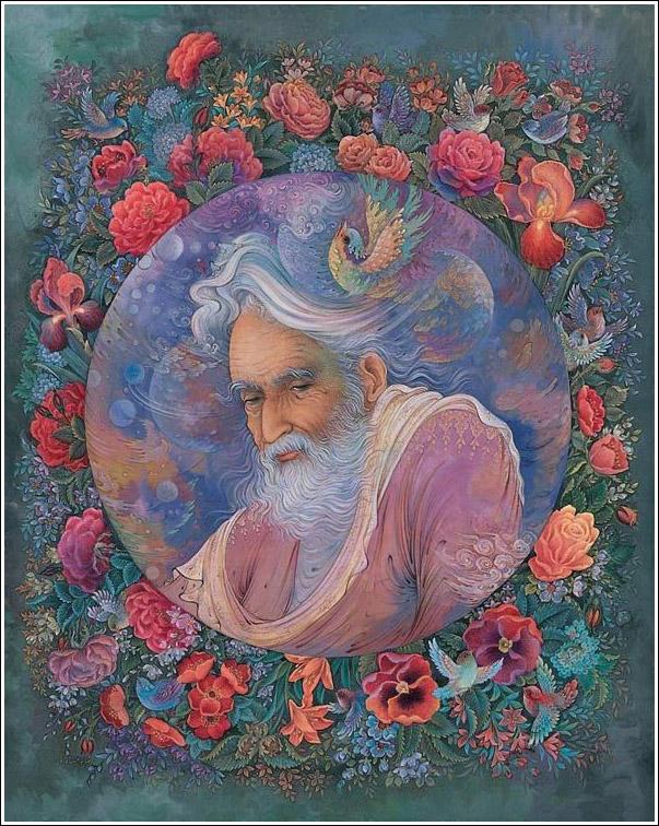Reza Badrossama, Omar Khayyam