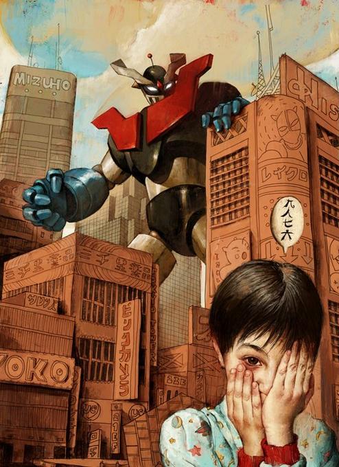 Великолепные иллюстрации Рори Курц
