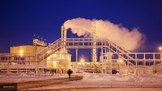 «Газпром» оставит цену нагаз для республики Белоруссии напрошлогоднем уровне