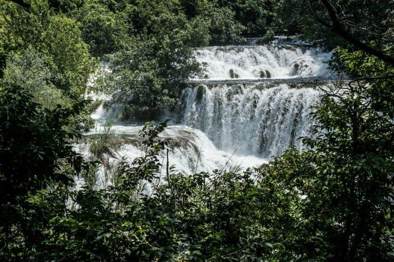 0 87142 1f96a8a1 XL Яхтинг в Хорватии. Национальный парк КРКА